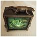 Leviathan  - Original Art Lamp by Julie Miller | HaggisVitae Studios by HaggisVitae