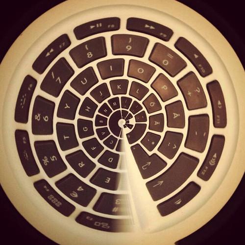 Round Keyboard