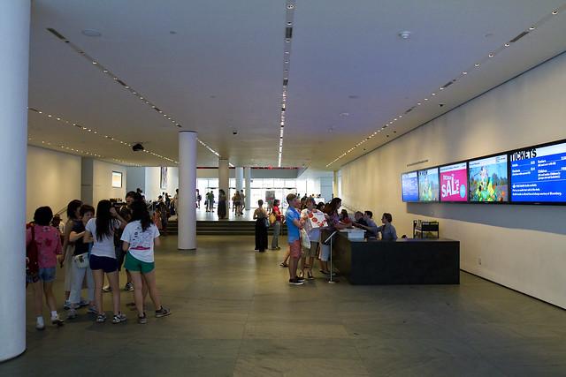 Foyer Museum Jobs : Moma lobby flickr photo sharing