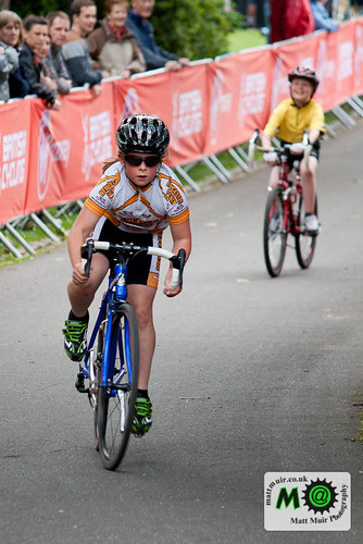 Photo ID 50 - Go-Ride under 12 year olds, Virgin money cyclone criterium @ Leazes Park by mattmuir.co.uk