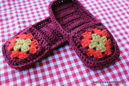 Magazine Slippers