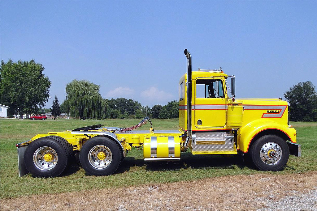 1973 Kenworth W900A for Sale http://www.flickriver.com/photos/46535856@N08/7508412600/