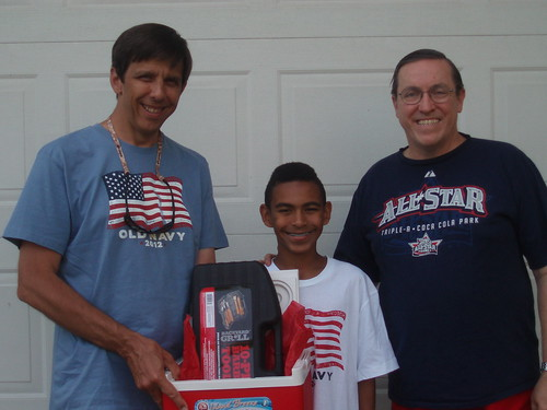 Father's Day Winner - Michael & Stephen