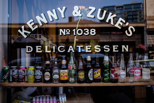 Kenny & Zuke's Delicatessen