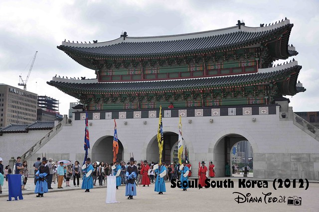 Gyeongbokgung Palace 01