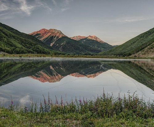 [フリー画像素材] 自然風景, 山, 河川・湖, 風景 - アメリカ合衆国 ID:201207160600
