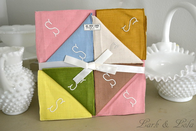 Vintage pack of hankies...