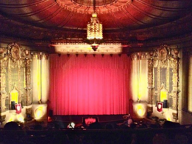 Castro Theatre Interio...