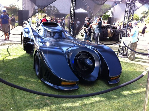 Keaton Batmobile