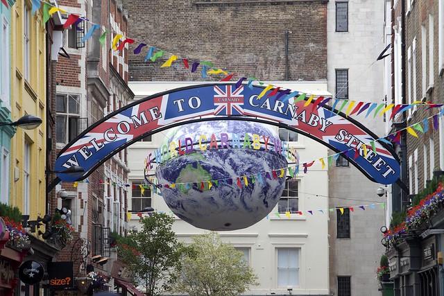Carnaby Street Summer 2012