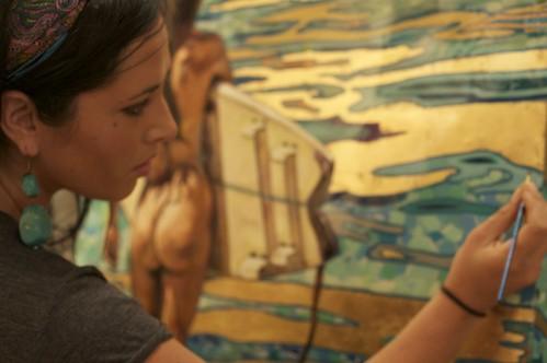 Taryn Alessandro, Visual Artist