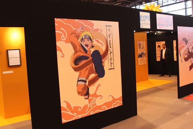 Naruto salon du livre paris 2012 flickr photo sharing for Salon ce paris