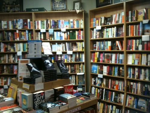 Prairie Pages bookstore