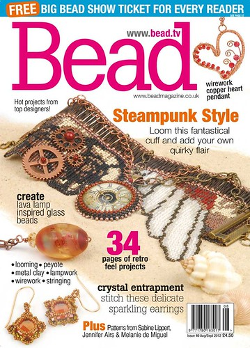 Bead Magazine Issue 40