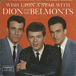 "Thu, 19/07/2012 - 5:08pm - Dion and the Belmonts on their 1960 album ""Wish Upon a Star"". Photo taken from Peter Zimmerman, flickr."