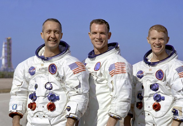 Header of apollo 9