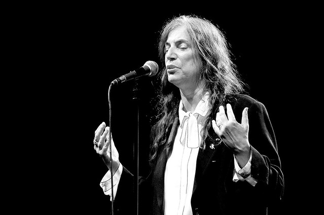 Rock Queen, Patty Smith at Festival Teatro Canzone Giorgio Gaber