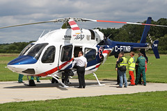 C-FTNB (Bell 429 EMS Fit)