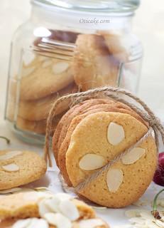 Almond -cookies