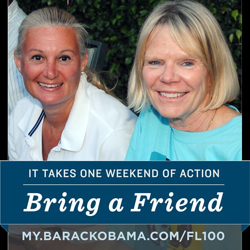 It Takes One Weekend of Action