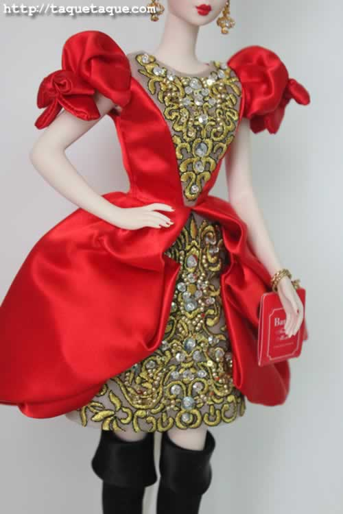 Mi Barbie Darya (Silkstone), una de mis BFMC favoritas!!!
