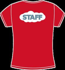 GUADEC 2012 Staff T-Shirt