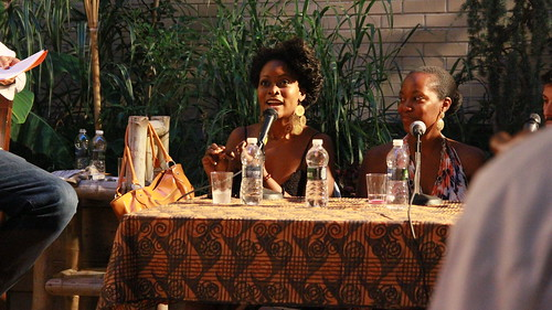 Swirling Interracial Love Book Event Panel