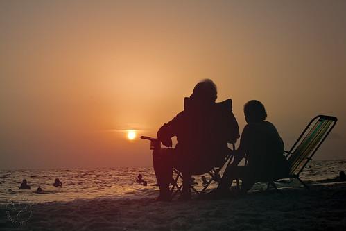 sunset gulfofmexico florida vanderbiltbeach deepfriedphotography