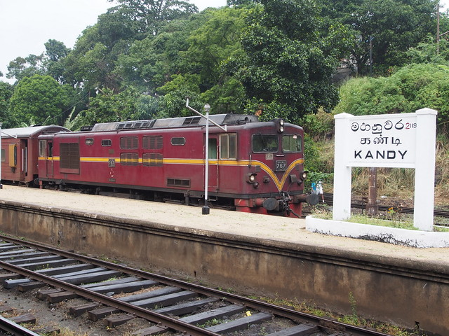 Kandy Station