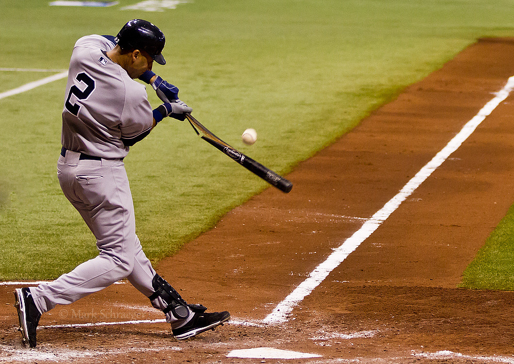 Excellent Derek jeter swinging agree