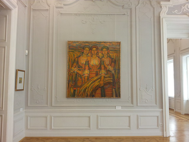 Vladimir Dimitrov & the National Art Gallery Sofia