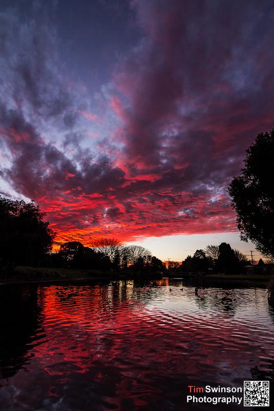 Sunset 29-07-12 2