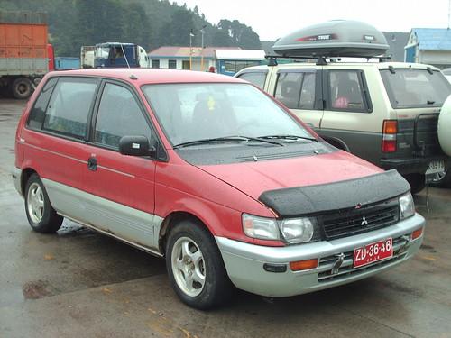 Mitsubishi RVR-Z Puerto Montt