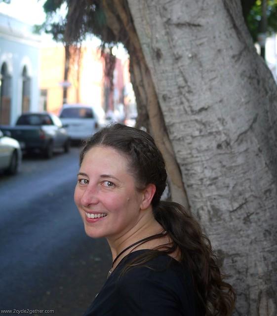 Sheila in Mazatlan