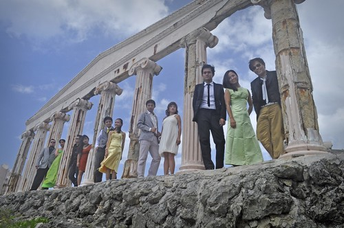bakasyonistas at fortune island