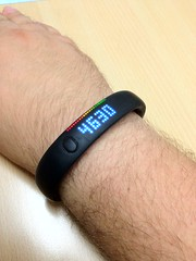 Nike+ FuelBand: Stats/Daily Goal