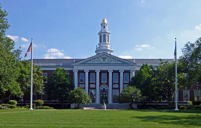 Harvard business school thesis guidelines