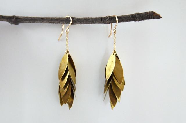 earrings by Elisabeth Space