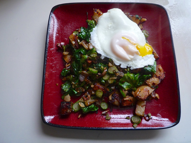 Spicy Potato, Pak Choy, and Shallot Hash | Explore Krista76 ...