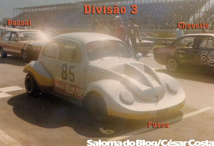 Largada Divisão 3_Autódromo Jacarepaguá #1977 A