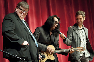 Sixto Rodriguez performs at TCFF by Gary Howe