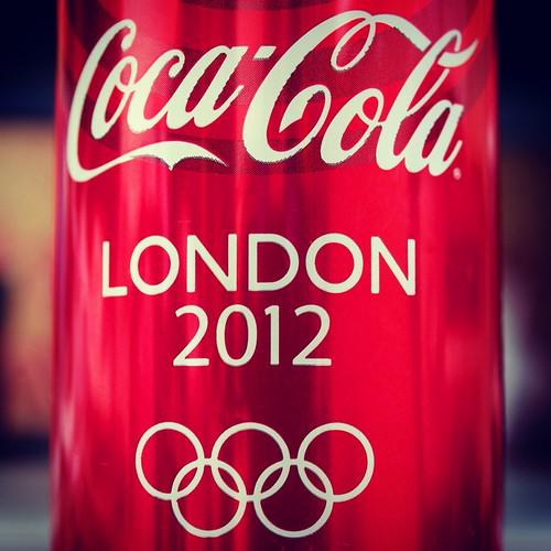 ロンドン・オリンピック2012とコカ・コーラ