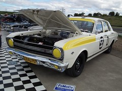1966 Ford XR Falcon sedan - 1967 Gallaher 500 replica