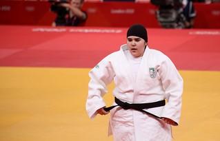 Olympic Judo London 2012 - Wojdan Shaherkani
