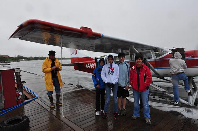 First experience [Katmai National Park]
