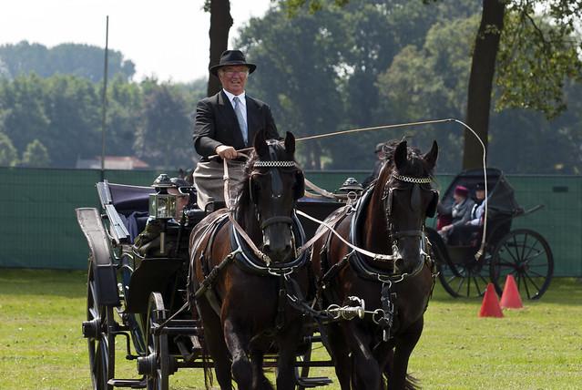 2012-08-05 Menvereniging Oud Gerij bij Zandsculpturenfestival