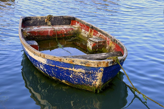 Broken boat flickr photo sharing