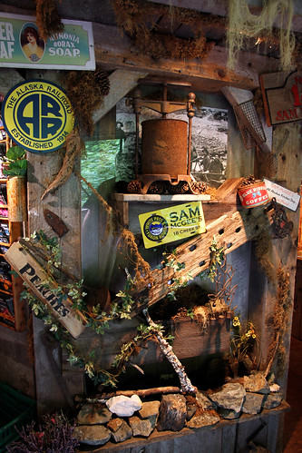 Ketchikan - Sam McGee's Entrance