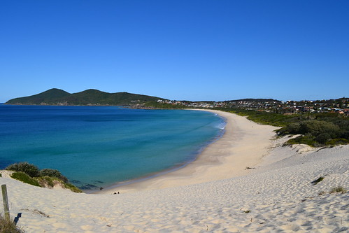 One Mile Beach - Forster