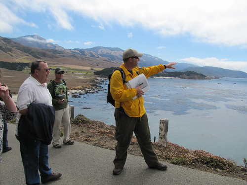 Tour Guide Trevor discusses ship wrecks around the area